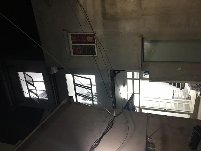 Nhà Mới XD 100%, Nội Thất Cao Cấp, Gần chợ Lớn - Khu an ninh, TT Quận 6.