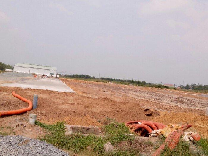 Bán đất KDC An Hạ Green Risveside, vị trí vàng cho nhà đầu tư, hạ tầng hoàn thiện, sổ hồng bao sang tên.
