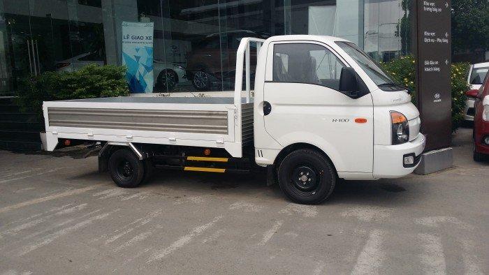 Hyundai H100 Truck sản xuất năm 2016 Số tay (số sàn) Dầu diesel