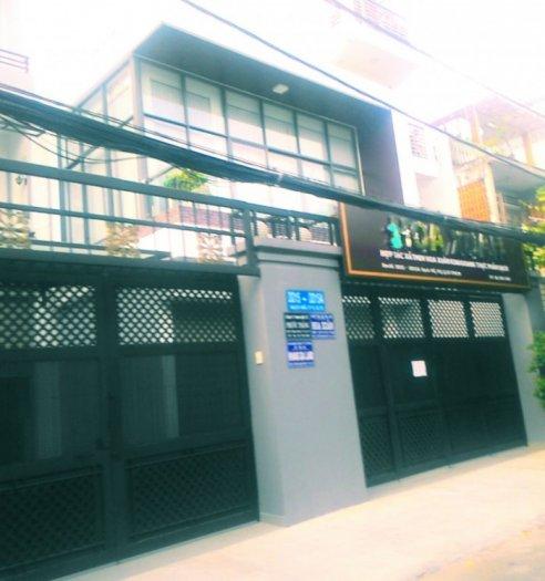 Bán biệt thự lớn 16x20m 3,5 tầng hẻm 12m Xuân Diệu, P.4, Q.Tân Bình