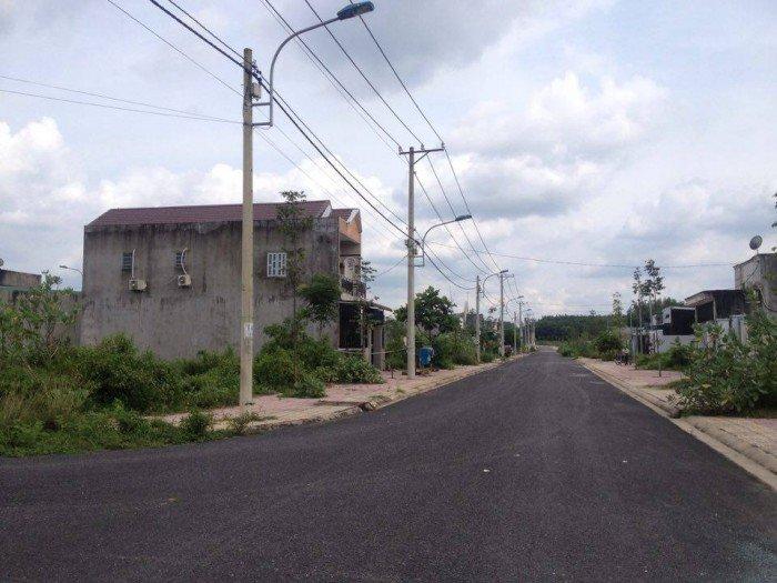 Chỉ cần thanh toán 89triệu sở hữa ngay một nền đất thổ cư 100m2 ngay KCN Tam Phước .