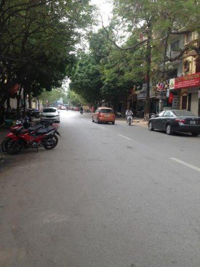 Bán nhà liền kề xây thô KĐT Bắc Linh Đàm lô TT6 - M2 DT 77m2 giá hợp lý.