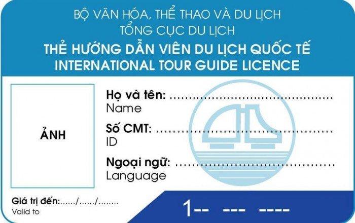 Đào tạo nghiệp vụ hướng dẫn viên du lịch, làm thẻ HDV du lịch