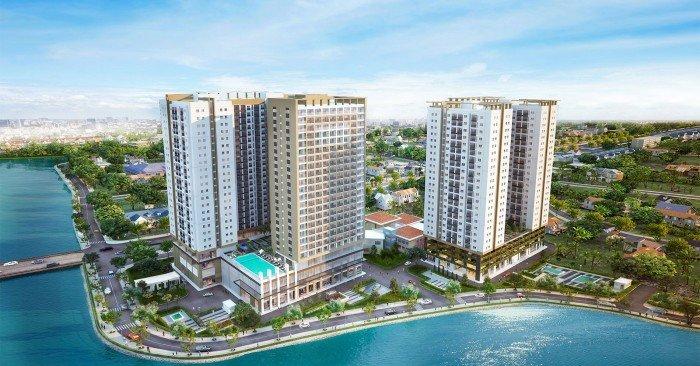 Sở hữu căn hộ cao cấp ngay mặt tiền Nguyễn Xí - Bình Thạnh? Chỉ 980 tr