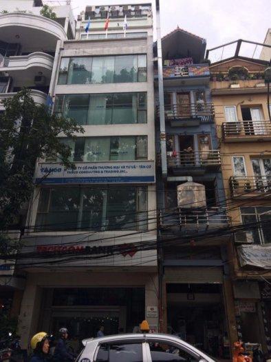 Bán nhà mặt phố Lê Ngọc Hân diện tích 44m2x 5 tầng, mặt tiền 7m giá 22.88 tỷ.