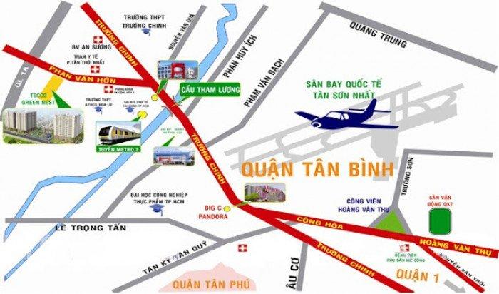 Bán giá gốc căn hộ Depot Metro Tham Lương Quận 12