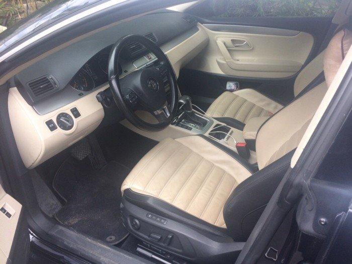 Bán xe Volkswagen Passat Cc 2011 màu đen. 3
