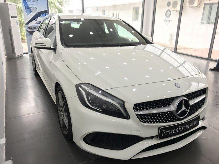 Mercedes-Benz A250 sản xuất năm 2015 Số tự động Động cơ Xăng