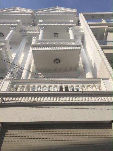 Bán nhà đẹp ngay Hoàng Quốc Việt Quận 7, đường 9m. Giá 3.85 tỷ
