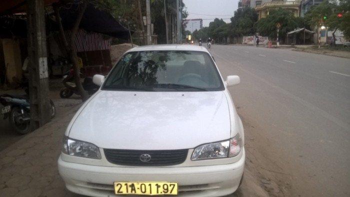 Toyota Corolla sản xuất năm 1999 Số tay (số sàn) Động cơ Xăng