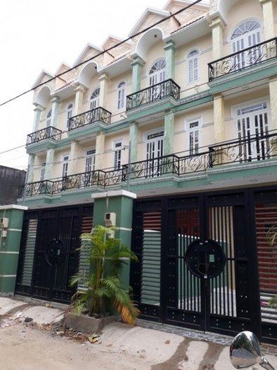 Bán Nhà phường Thạnh Lộc cách chợ cầu đồng 400m DT: 4.2 x 17m