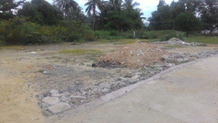 Bán lô đất giá hấp dẫn đường Phú Nông – Vĩnh Ngọc – Nha Trang
