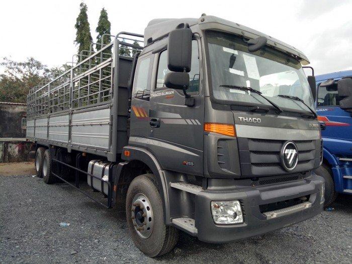 Xe tải thùng Auman C1400B (240B) Tải 14 tấn giá tốt ưu đãi