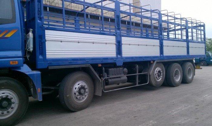 Xe 5 chân Auman Tải C340 Tải hàng hóa 20.5 tấn