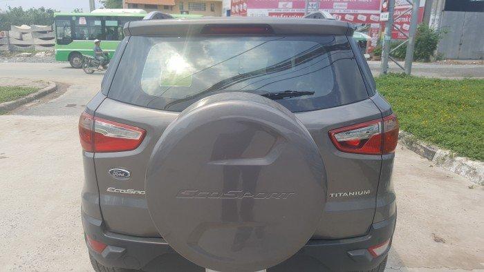 Ford ecosport 216 titanium nâu hổ phách xe đẹp chất giá rẻ