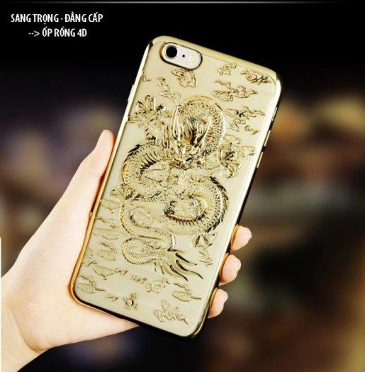 Ốp lưng rồng vàng 4d dành cho iphone 6_6plus_7_7plus3