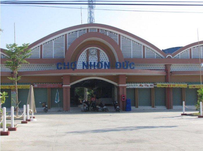 Cần Sang Gấp Kiốt Chợ Nhơn Đức Huyện Nhà Bè