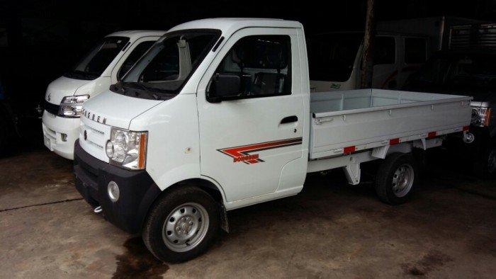 Xe Tải Dong Ben 870 kg , thùng dài 2m5 trả góp giá rẻ