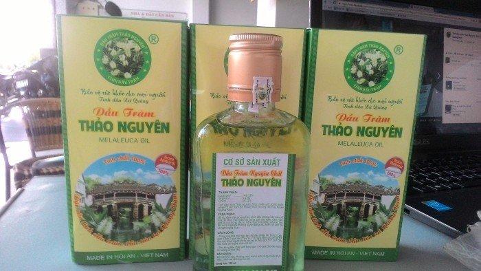 Tinh dầu tràm Thảo Nguyên tại Đà Nẵng