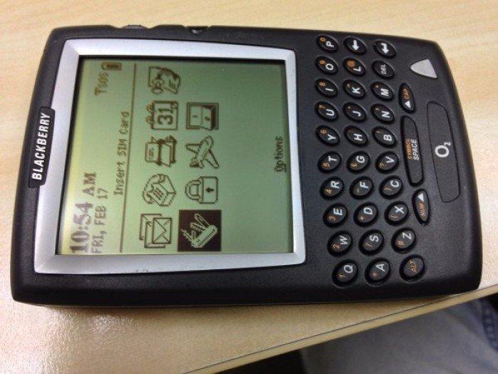 BlackBerry 5820 Đẹp cần share lại1
