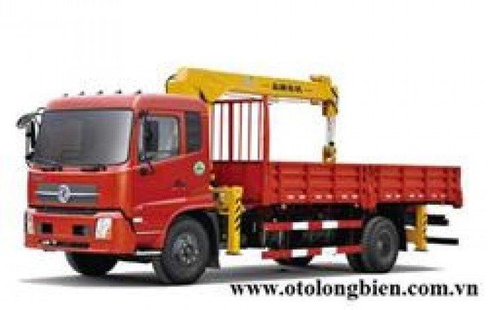Bán Xe tải 2 chân gắn cẩu tự hành 3, 5-7 tấn Soosan, tanado, Kanglim, Unic, Atom 2016, 2017