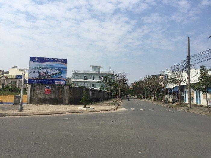 5 lô đất xây biệt thự 2 mặt tiền Trần Đăng Ninh – Nguyễn Sơn - Hải Châu Đà Nẵng