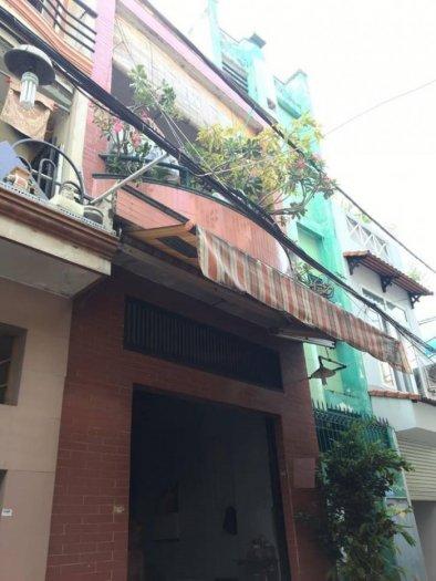 Nhà nhỏ 2 tầng Nguyễn Cảnh Chân Q1 3x10m Giá 2.95 tỷ