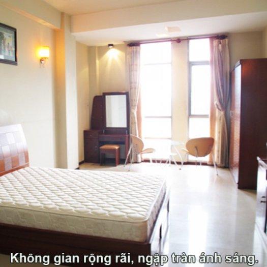 Phòng cho thuê nội thất đầy đủ, sạch sẽ, thoáng mát, sang trọng trung tâm Q.Tân Bình