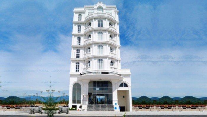 Đất nghỉ dưỡng Golden Bay, dọc biển Bãi Dài - Nha Trang, giá chỉ từ 4,3tr/m2