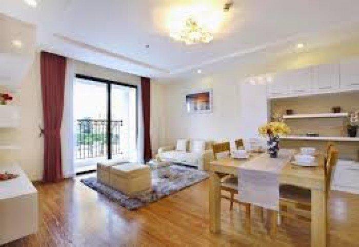 Cần bán căn hộ chung cư Sacomreal 584 Q. Tân Phú dt 76m, 2 phòng ngủ