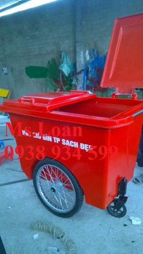 thùng rác 1000 lít 3 bánh đúc đặc3