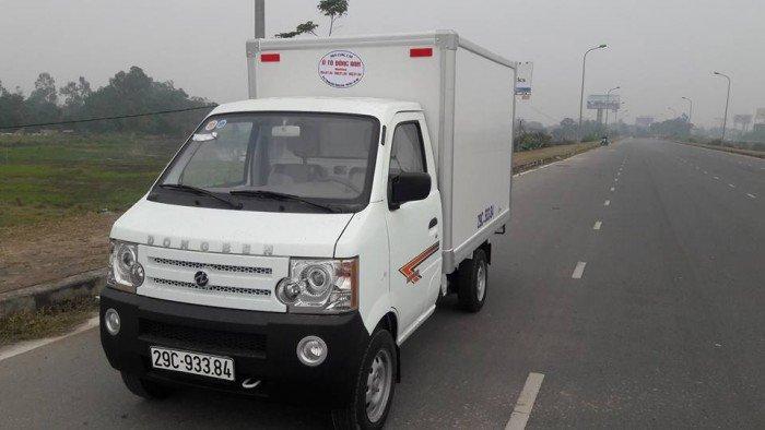 Xe tải Dongben 870 kg/ 860 kg thùng dài 2,4 mét 0