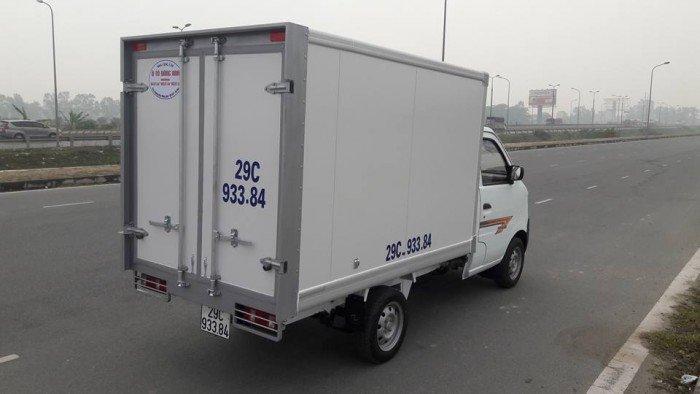 Xe tải Dongben 870 kg/ 860 kg thùng dài 2,4 mét 1