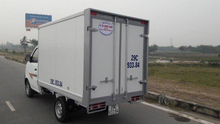 Xe tải Dongben 870 kg/ 860 kg thùng dài 2,4 mét 2