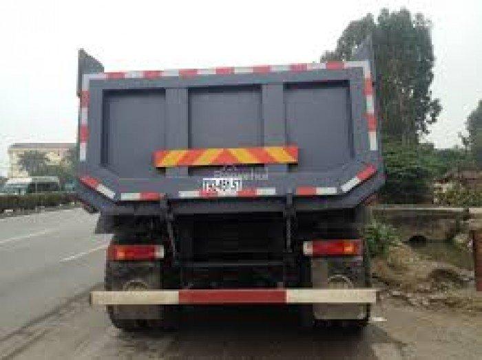 Bán xe ben Thaco Trường Hải tải trọng 990kg đến 20 tấn, giá ưu đãi hỗ trợ vay vốn lên tới 80%. 3 chân , 4 chân , 5 chân 0