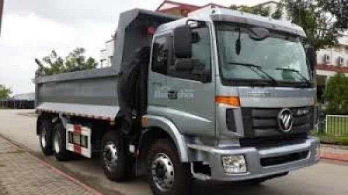 Bán xe ben Thaco Trường Hải tải trọng 990kg đến 20 tấn, giá ưu đãi hỗ trợ vay vốn lên tới 80%. 3 chân , 4 chân , 5 chân 1