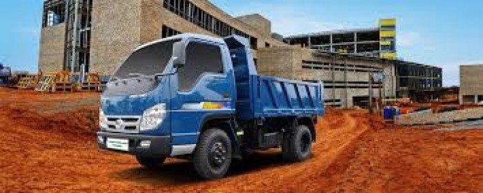 Bán xe ben Thaco Trường Hải tải trọng 990kg đến 20 tấn, giá ưu đãi hỗ trợ vay vốn lên tới 80%. 3 chân , 4 chân , 5 chân 6