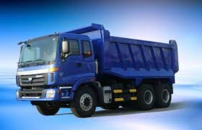 Bán xe ben Thaco Trường Hải tải trọng 990kg đến 20 tấn, giá ưu đãi hỗ trợ vay vốn lên tới 80%. 3 chân , 4 chân , 5 chân 7