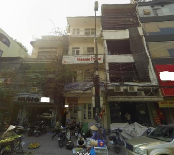Bán gấp nhà 5 tầng mặt phố Tuệ Tĩnh Dt50m2 giá 22 tỷ