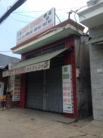 Bán nhà mặt tiền, Huỳnh Tấn Phát, Nhà Bè, kinh doanh tốt ,DT 6x40m. Giá 5,4 tỷ