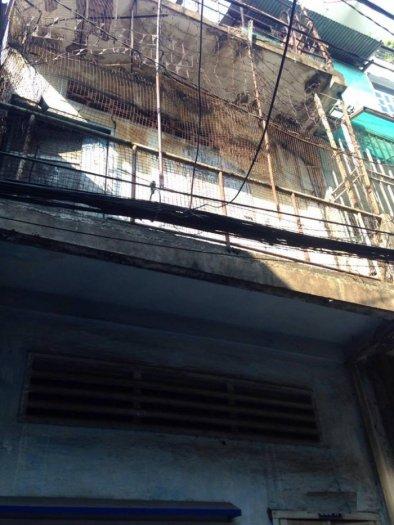 Nhà Nguyễn Trãi -Q1 4x6m lửng 1 lầu GIÁ 3.8 tỷ/TL