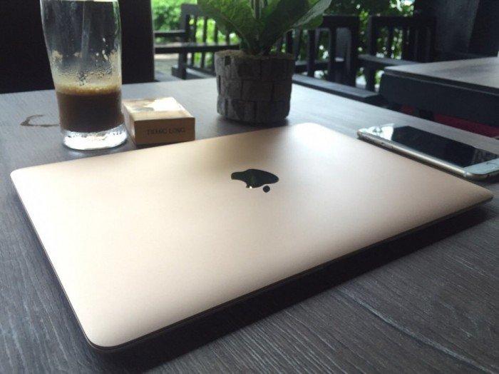 The New Macbook 12inch MLHE2 Gold - Model 2016 Còn Bảo Hành đến 20180