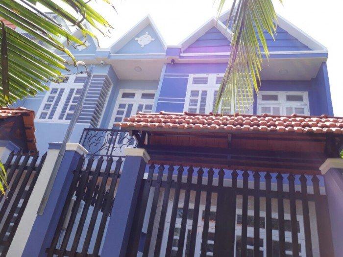Nhà phố TL19 cách chợ Cầu Đồng 400m, DT 4.5m x 14m gần ngã tư Ga.