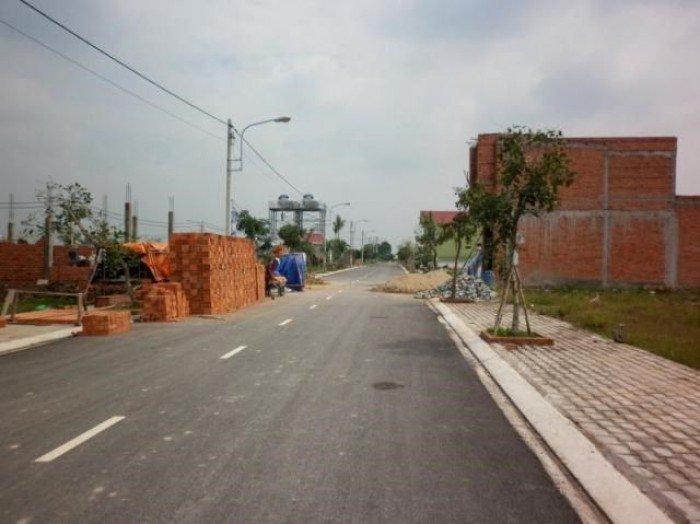 Bán đất Hóc Môn giá rẻ 190 triệu/ nền  4x17m