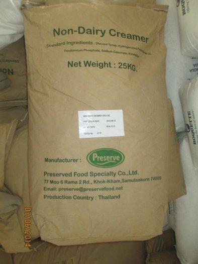 Bột (Xuất xứ Thái Lan)Giá rẻ cạnh tranh:Non-Dairy Creamer0