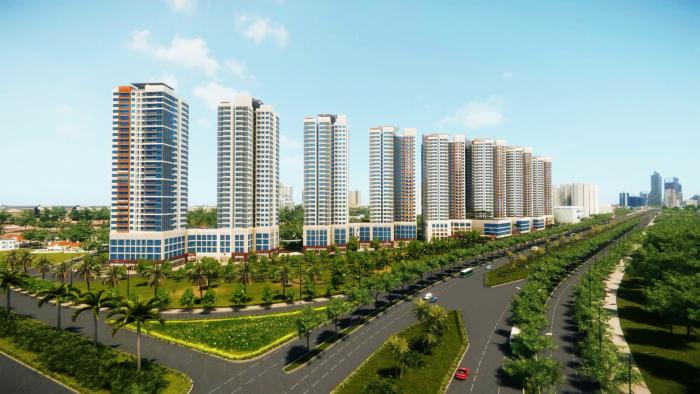 Cần bán gấp căn hộ The Sun Avenue quận 2, giá 2,9 tỷ, 2PN.