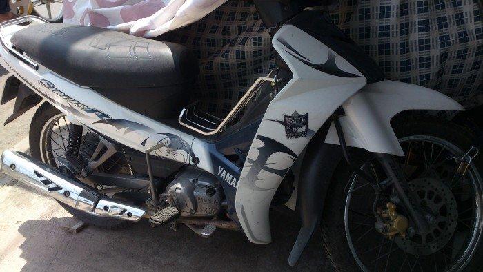 Không sử dụng nhiều cần bán xe Yamaha Sirius cuối 2008