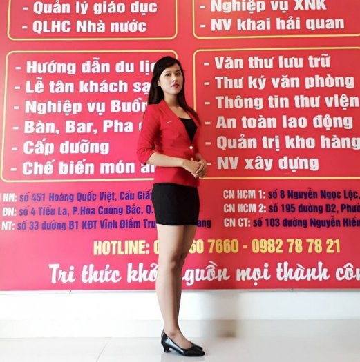 Đào tạo văn thư lưu trữ tại Nha Trang, phú yên, Bình Định