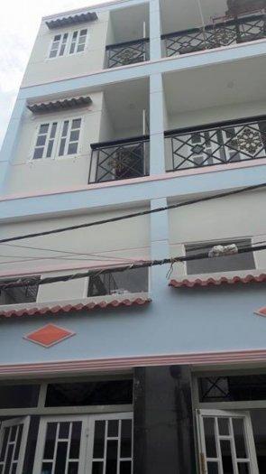 Nhà mới,thật 100% vào ở liền đường Ao Đôi,hẻm 5m.DT 3x8m trệt lửng 2 lầu