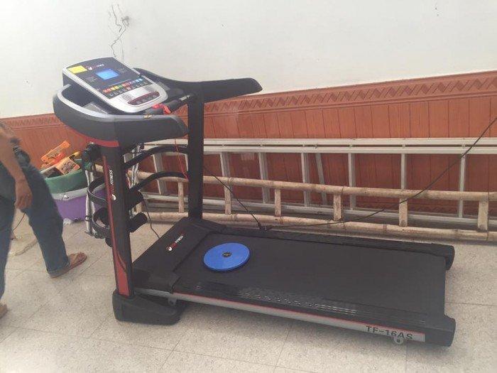máy chạy bộ gia đình Tech Fitness TF-05AS0